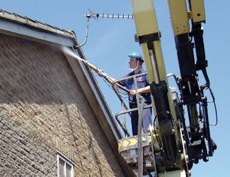 High Level Access Cleaning